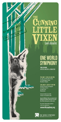Prague Spring: The Cunning Little Vixen