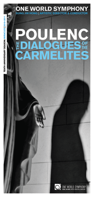 The Dialogues of the Carmelites