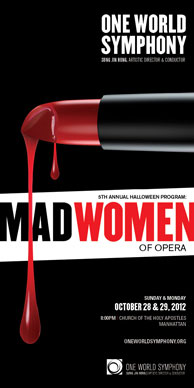 Return of Mad Women of Opera