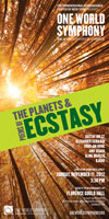 Planets and Poems of Ecstasy